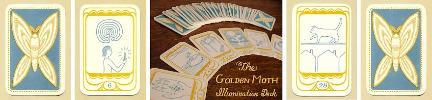 The Golden Moth Illumination Deck