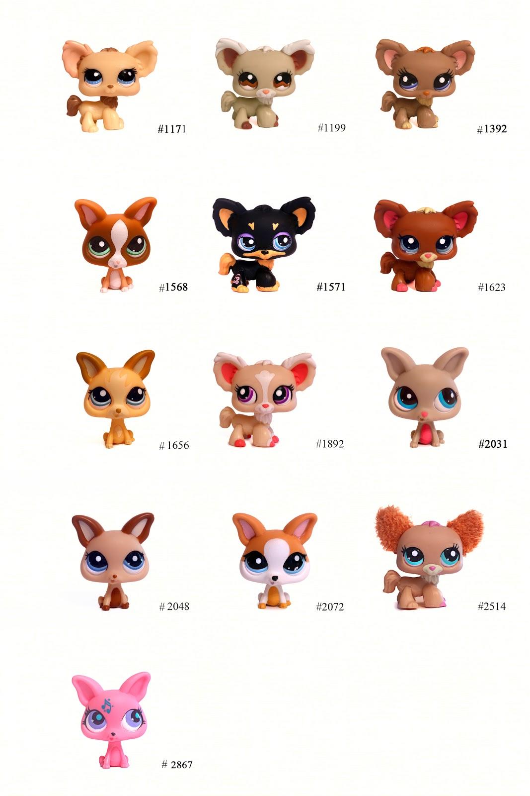 Nicoles LPS Blog Littlest Pet Shop Pets Chihuahua