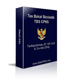 Download Soal CPNS 2013 Tes Bakat Skolastik (TBS)