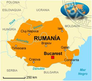 Contexto geopolítico de Rumanía