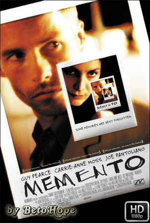 Memento [1080p] [Latino-Ingles] [MEGA]