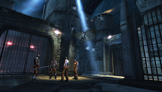 batman arkham origins blackgate screen 1 E3 2013   Batman: Arkham Origins   Blackgate (3DS/PSV)   Screenshots