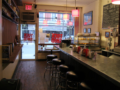 Pull up a stool to dine in New York at Tuck Shop