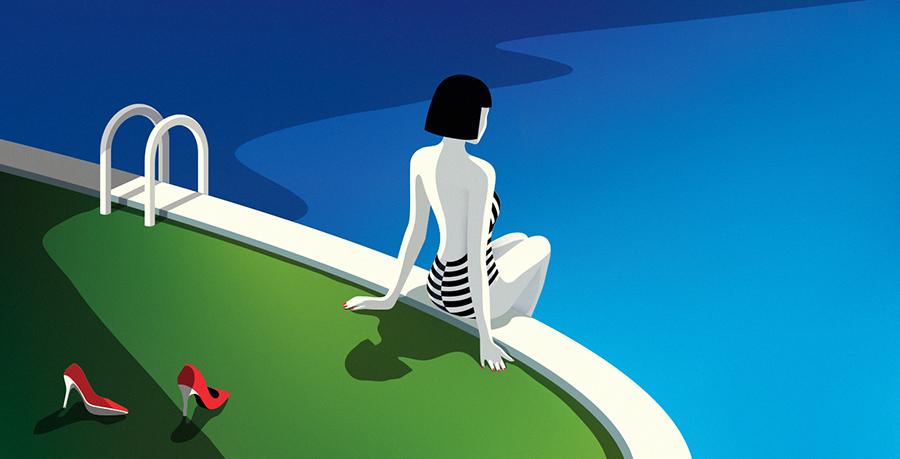 ©Malika Favre. Ilustración | Illustration