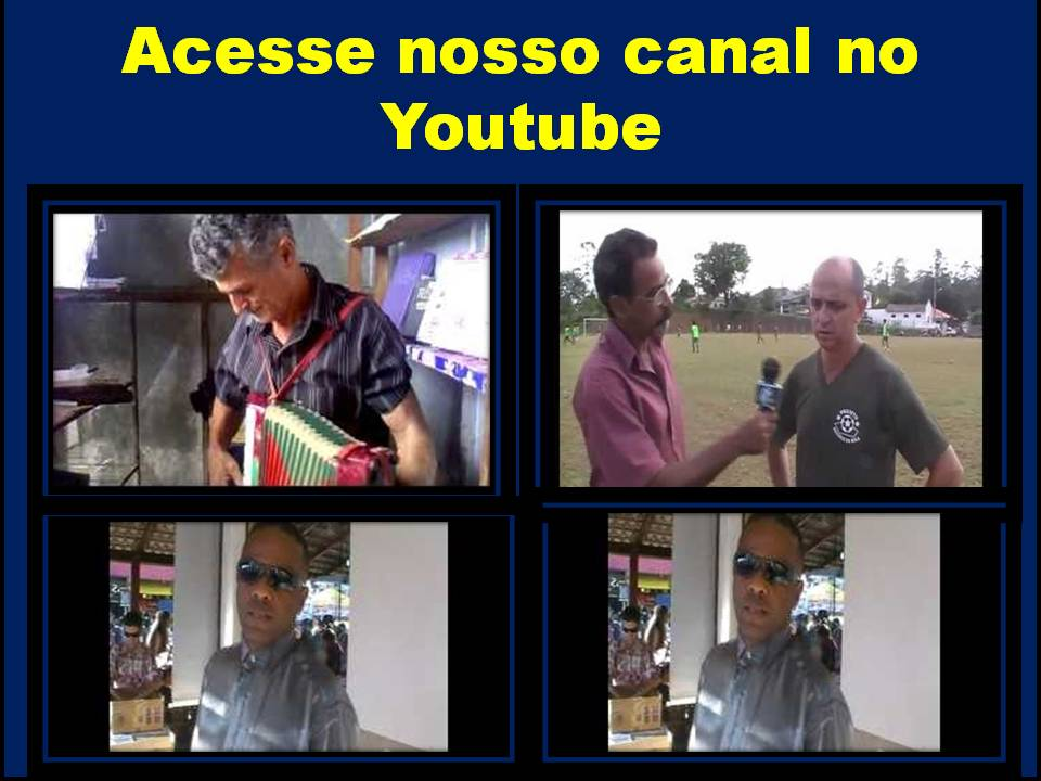 Tv Cajati o nosso canal