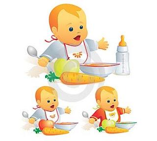 Resep Makanan Bayi Untuk Usia 9,10,11, dan 1 tahun