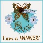 Hurra! Jeg vant:)