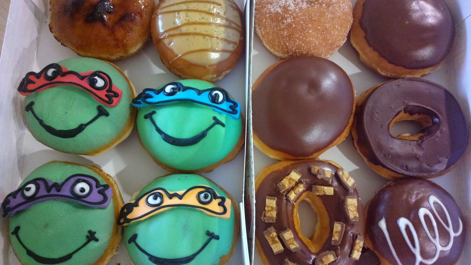 Krispy Kreme Donuts