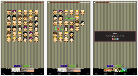 Game Wajah Lucu - Android Lucu