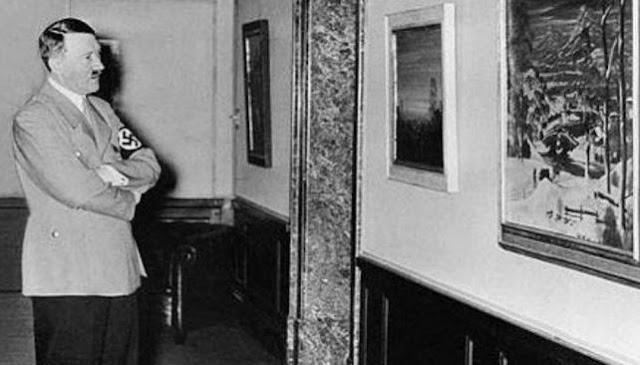 Encuentran 123 pinturas italianas de entre los siglos XIV y XVII que fueron robadas por los nazis