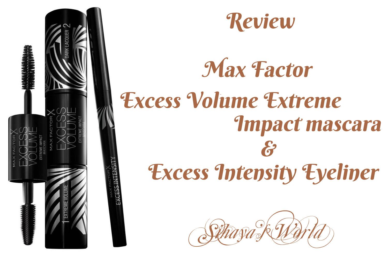 max factor excess volume extreme impact mascara