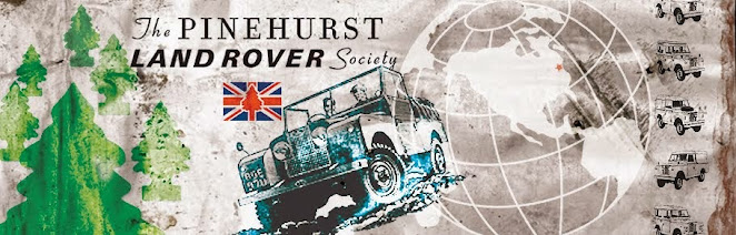 The Pinehurst Land Rover Society