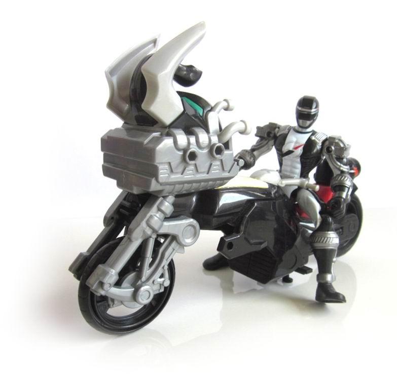 Robot art power ranger motor black w ranger for Robotic motors or special motors