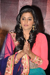 PriyaMani Latest Pictures in Salwar Kameez at Chandi Movie Platinum Disc Function  0021