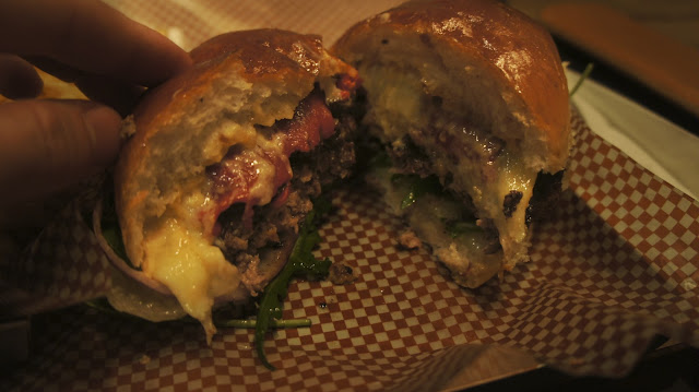 We The Food Snobs review BRGR.CO SOHO