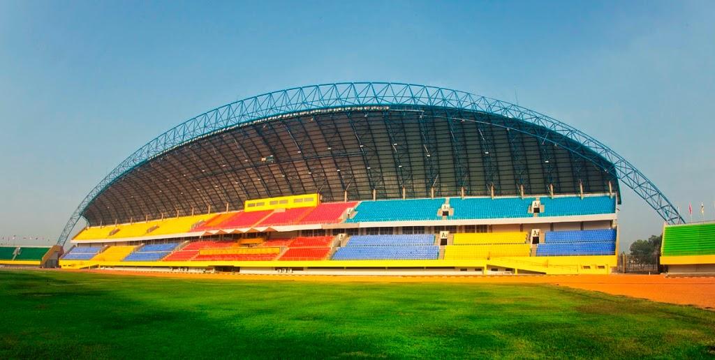 Final ISL di Gelora Sriwijaya Jakabaring