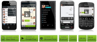 WeChat download mobile devices supported