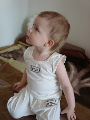 Nanaf Organic delikatne ubranka dla delikatnej skóry dziecka