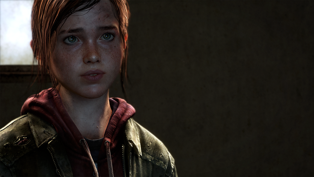 ellie is the driving force of the last of us she is the kind of person one might expect to see in a world that has gone to hell