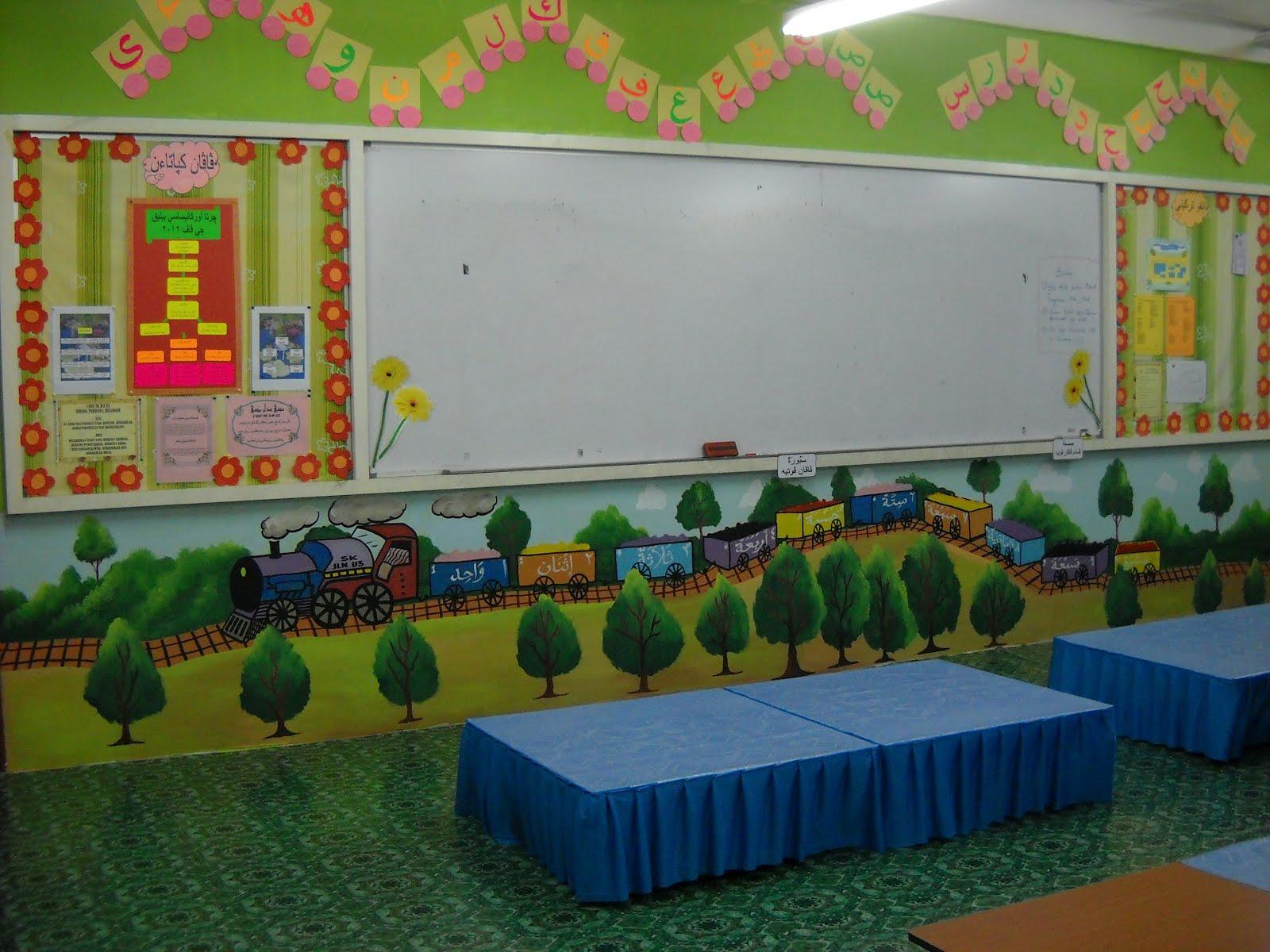 Pelukis mural shah alam kelas jaqof sk u3 subang for Mural kartun