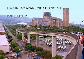 EXCURSÃO APARECIDA DO NORTE