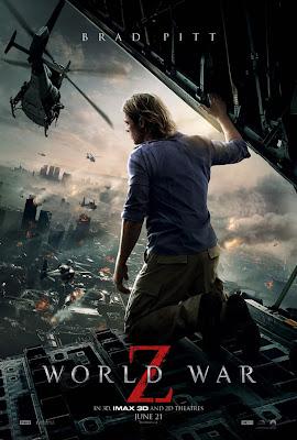 World War Z-zombie movie