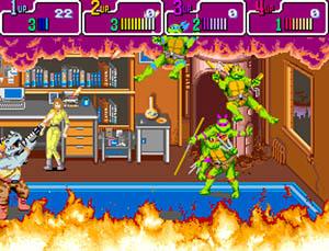 jugar juego arcade konami: