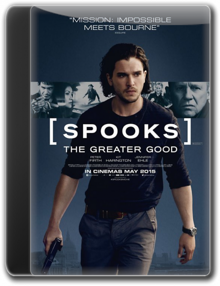 Spooks The Greater Good (2015)
