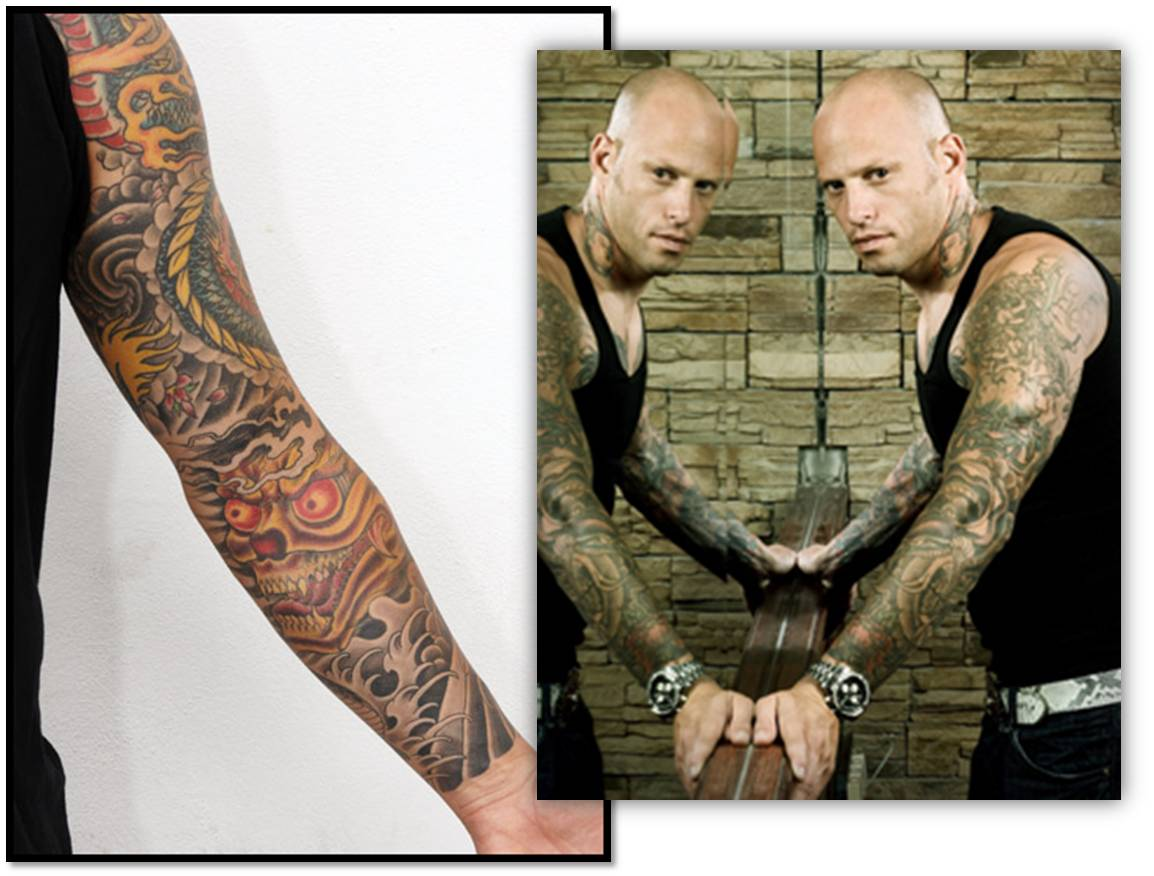 tattoos case ami james tattoos. Black Bedroom Furniture Sets. Home Design Ideas