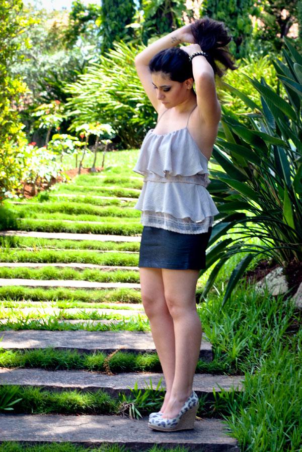 Bárbara Urias - look of the day - summer look