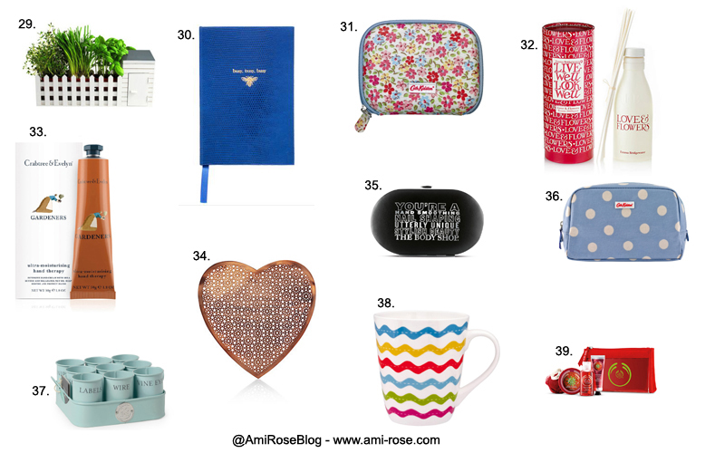 Mother 39 S Day Gift Guide 50 Gifts Under 20 Ami Rose