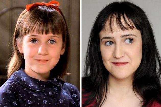 Mara Wilson (Matilda)