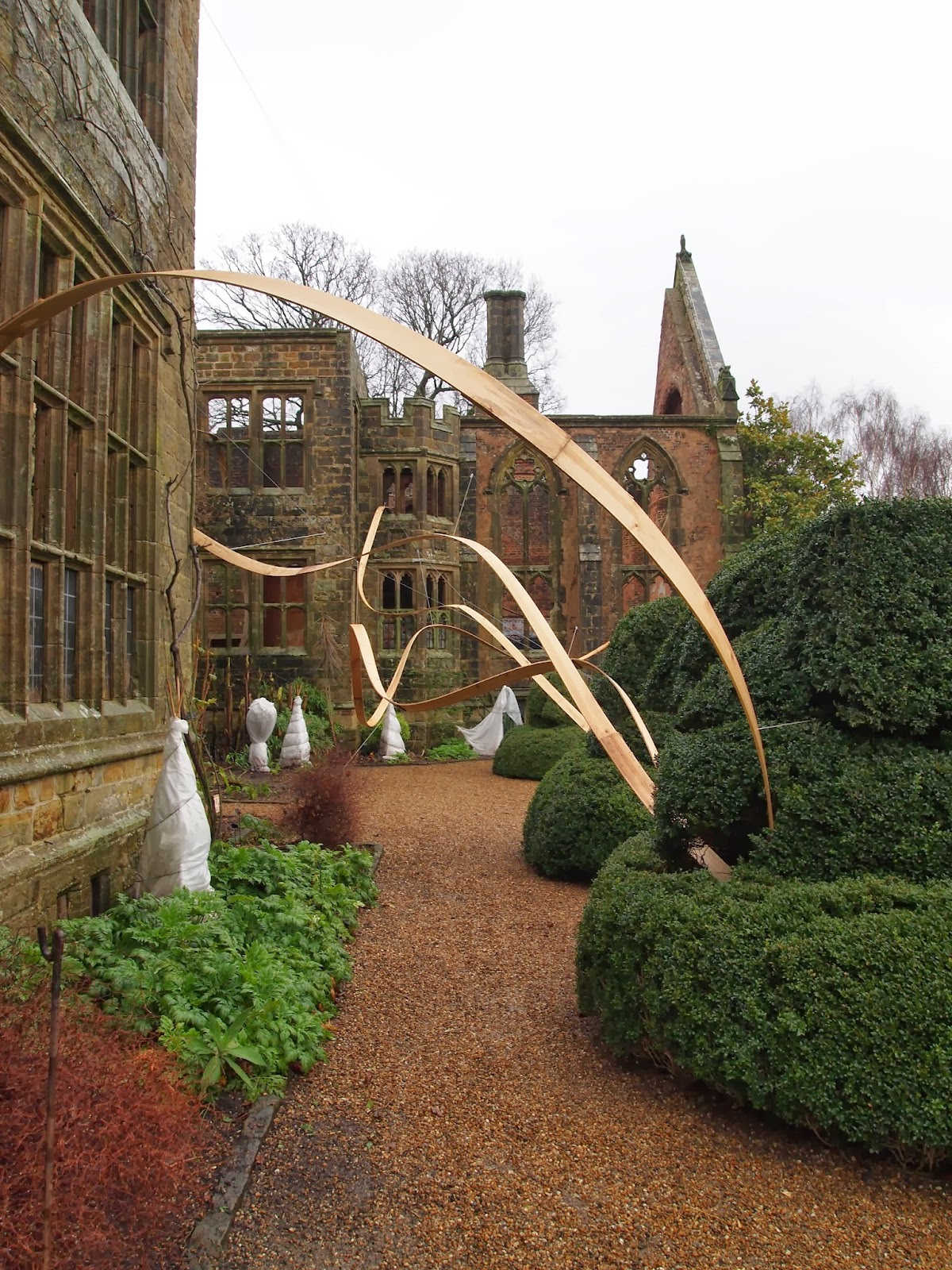 Sculpture in the garden and landscape, review by garden designer Oliver Borrow