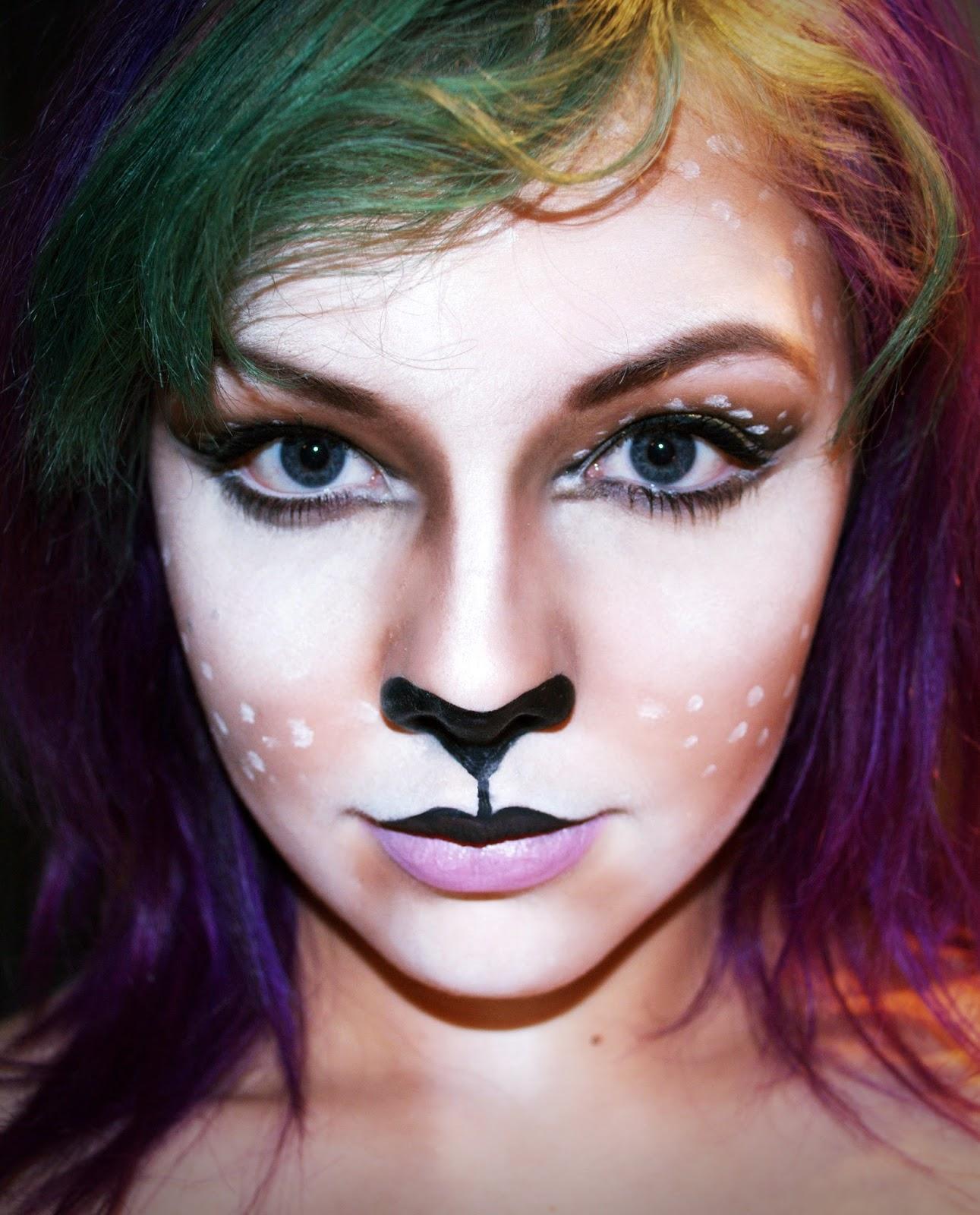 Kinkx Fawn Makeup Tutorial Video