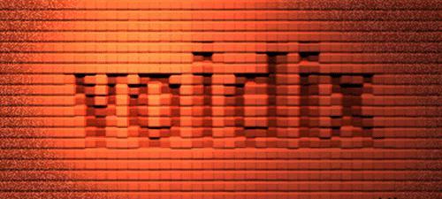 brick text effect tutorial