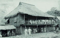 Aguinaldo camp in Biak na Bato