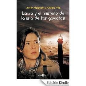 Laura y el misterio de la isla de las gaviotas -- Javier Holgado y Carlos Vila