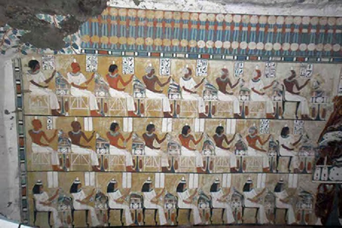 New Kingdom tombs discovered in Egypt's Aswan