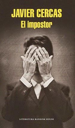 """""""El impostor""""  de Javier Cercas"""