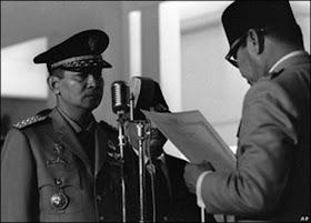 Soekarno - Soeharto - Surat Perintah Sebelas Maret - Supersemar