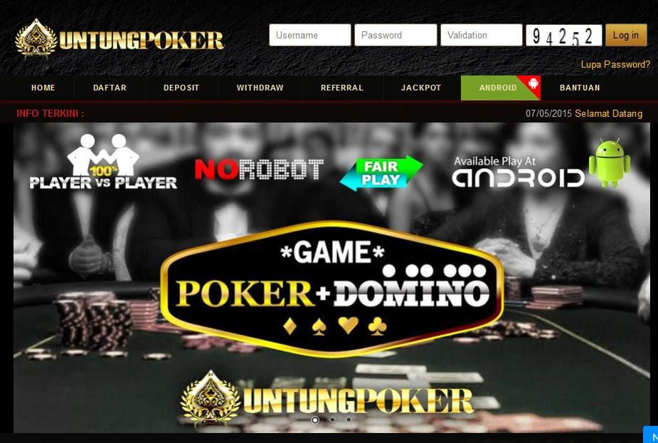untungpoker.com - agen poker dan domino online keberungan anda Poker%2BIndonesia%2B-%2Buntungpoker%2Bcom