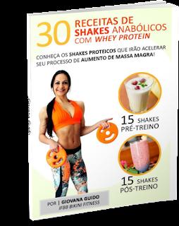 Material: Shakes Anabólicos