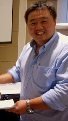 Albert-Nyoo-Indocrete-Malang-Alumnus-Workshop-SOP-Malang