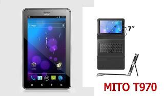 Info Harga dan Spesifikasi MITO T970 2013