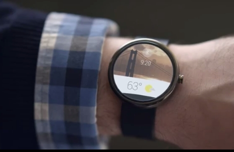 Google Launched Android Wear Platform for Smartwatches