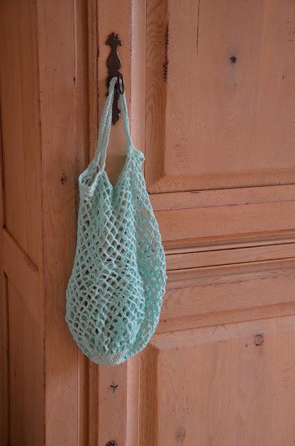 sac filet au crochet madame fait du crochet. Black Bedroom Furniture Sets. Home Design Ideas