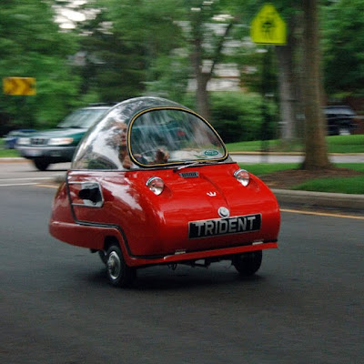 Autos Microcar Trident
