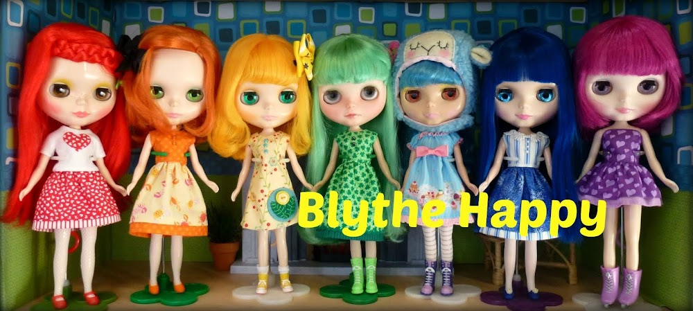 Blythe Happy