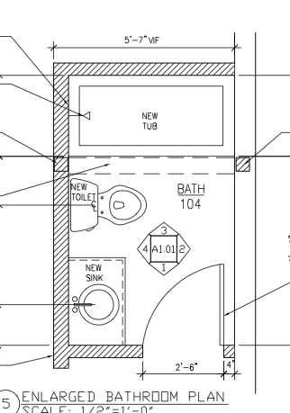 here is the elevation of the bathroom it 39 s nothing fancy by any means