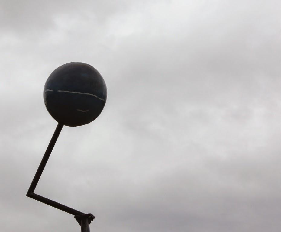 Maine solar system model Neptune